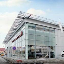 Автомобильный центр «Mitsubishi»