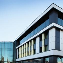 Офисное здание савтомойкой